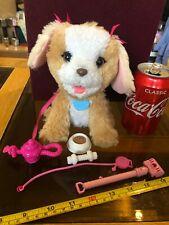 Fur Real Friends Mega Cute Doggie Dog Plush Blue Soft Toy Official Cute