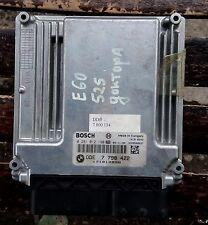 BMW E60 E61 5 SERIES M57N2 525D 2004-2010 ENGINE ECU 7798422