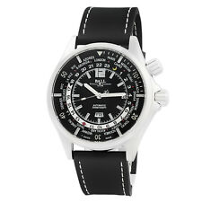 Ball Engineer Master II Diver Worldtime Dial Automatic Men's Watch DG2022A-PA-BK