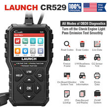 Automotive OBD Scanner Read Clear Codes Check Engine Light Diagnostic Reset Tool