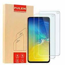 [2 Packs] Samsung Galaxy S10 E Screen Protector HD Clear Case Friendly 5.8'' Top