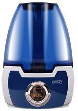 Hocheffektiver Ultraschall Luftbefeuchter | LCD Display | Timer | Ionisator |NEU
