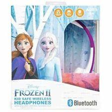 Disney Frozen 2 Bluetooth Wireless Kids Safe Volume Limiting Headphones - NEW