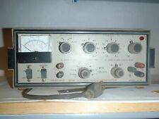 Heathkit IG-18 Sine Square Audio Generator Working