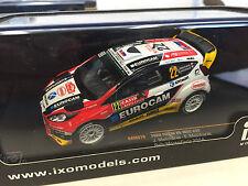 Ford Fiesta RS WRC  Melicharek Monte-Carlo 2014 1:43 IXO  RALLY -RAM570