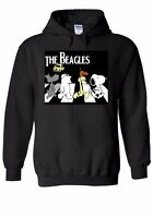 The Beagles Parody Inspired Men Women Unisex Top Hoodie Sweatshirt 1802E