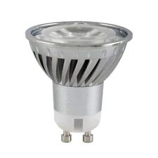 Lume-Tex GU10 3 x 1w high power LED Bulb Warm White x 4