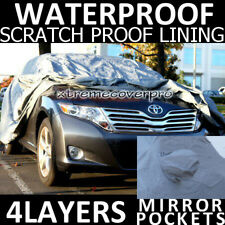 2011 CADILLAC SRX 4LAYERS WATERPROOF CAR COVER w/MirrorPocket
