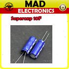 2 x 10F 2.7V KAMCAP Farad Super Capacitor Ultra Capacitor Power