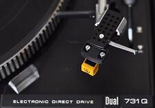 "1/2"" Cartridge Adapter TK 26 for Dual 731q / 714q Turntables Black"