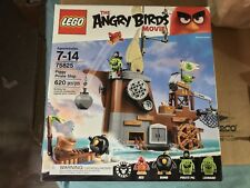 LEGO Angry Birds - 75825 - Piggy Pirate Ship - NEW - SEALED - FREE SHIPPING