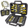 Mechanics Precision Phillips Torx Slotted Magnetic Tip Screwdriver Bits Set 58pc