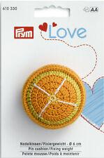 Puntaspilli/Fixiergewicht Prym Love Arancione 610330