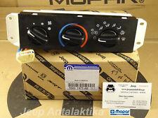 Heater Climate Control Unit With A/C Jeep Wrangler TJ 99-04 55037473AB Mopar