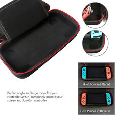 Nintendo Switch All In One 20 Slot Carrying Bag Case Dock, AC Adapter Controller