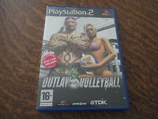 jeu playstation 2 outlaw volleyball