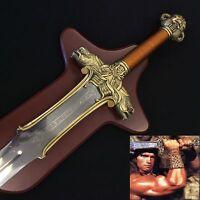 Conan The Barbarian Movie Massive Atlantean Sword