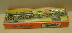 Vintage Rocco HO 05083A 22.5 cm Straight Girder Bridge Kit Boxed (B77) #2