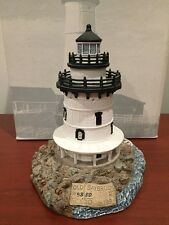 OLD SAYBROOK, CT # 206 HARBOUR LIGHTS LIGHTHOUSE.. New Old Stock