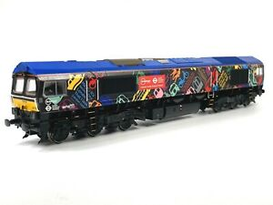 BACHMANN 32-979T Class 66 718 Sir Peter Hendy LTM Limited Edition *FREE POST*