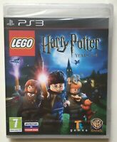 LEGO Harry Potter Years 1-4 (PlayStation 3) Factory Sealed REGION FREE New