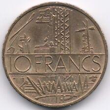 France :  10 Francs 1984