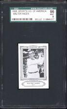 1926 Spalding Champions (Sports Company of America) Walter Hagen RC SGC 96