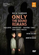 Saariaho: Only the Sound Remains (Dutch National Opera) [DVD] [2017][Region 2]