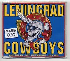 Leningrad Cowboys Maxi-CD Mardi Gras Ska - 3-track CD