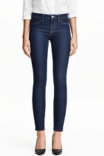 H & M Skinny ankle  JEANS  Women's  size 32