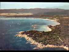 PORTO-VECCHIO (CORSE) SANTA GIULIA / CLUB MEDITERRANEE en Vue aérienne en 1975