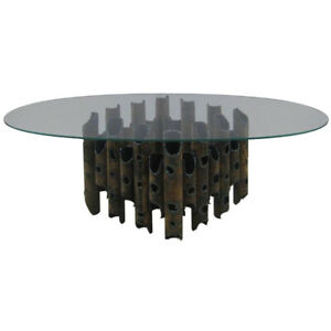 Brutalist Cathedral table
