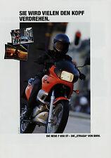 BMW F 650 ST Funduro Prospekt 1997 Broschüre Motorrad brochure Motorradprospekt