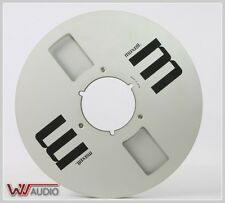 Maxell MR-10 Metal Reel 26,5 cm Price for one Piece.10 Inch. Tonband Spule.