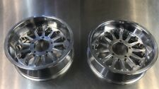 Goped Pocket Bike 66/72mm Billet Crucifier Rims-Polished