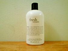 Philosophy Fresh Cream Olive Oil Body Scrub (16 oz) Brand New & Sealed
