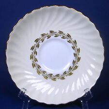 Minton CHEVIOT GOLD Saucer (s) Bone China Made in England