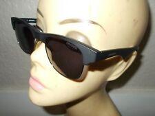 476c498309 CARRERA 6009 DEB Y1 Matte Black Frame Gray Lenses Sunglasses