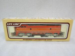 HO Life Like F7 Diesel Locomotive Southern Pacific Daylight 6405 Vintage