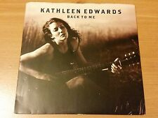 """Kathleen Edwards – Back To Me 7"""" PROMO Benmont Tench Colin Cripps Richard Bell"""