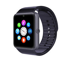 Bluetooth Smart Watch Sleep Monitor Gsm Unlocked Phone For Android Samsung S10