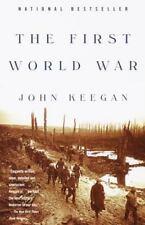 The First World War - Keegan, John - Paperback