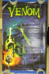 VENOM POSTER MARVEL COMICS 1993 22 X 34 USED