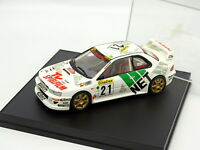 Trofeu 1/43 - Subaru Impreza WRC Rallye Monte Carlo 1998 N°21
