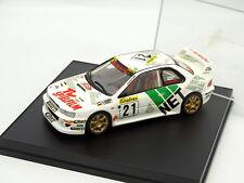 Trofeu 1/43 - Subaru Impreza WRC Rallye Montar Carlo 1998 Nº21