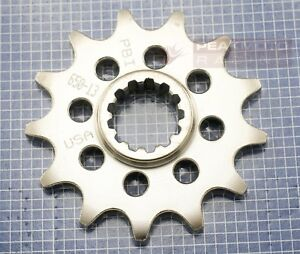 PBI - 650-13 -  Front Countershaft Sprocket, 13T - Made In USA