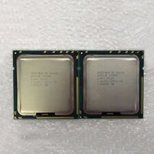 2x Intel Xeon X5650 Six Core Processor SLBV3 2.66 GHz 12MB 6.4 Matching Pair cpu