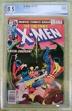 X-Men #115 (Marvel, 11/78) PGX 8.5 VF+ (Ka-Zar app.)