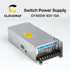 400W Switch Power Supply 40V10A for 57 Stepper Motor Driver CNC Laser Engraving