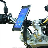 dedié Sangle Verrou Support De Guidon Vélo Moto pour Xperia Z2